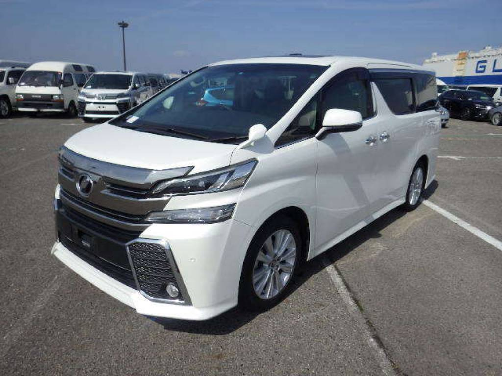 Used 2016 AT Toyota Velfire AGH30W Image[1]