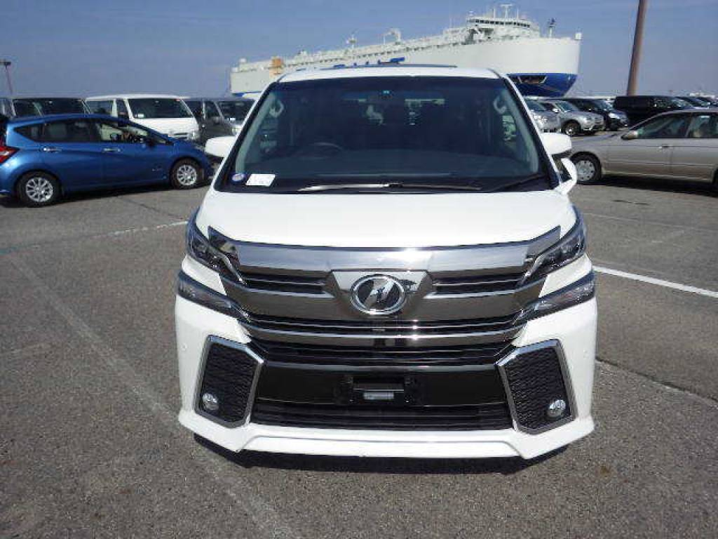 Used 2016 AT Toyota Velfire AGH30W Image[2]