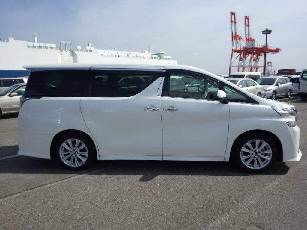 Used 2016 AT Toyota Velfire AGH30W Image[3]