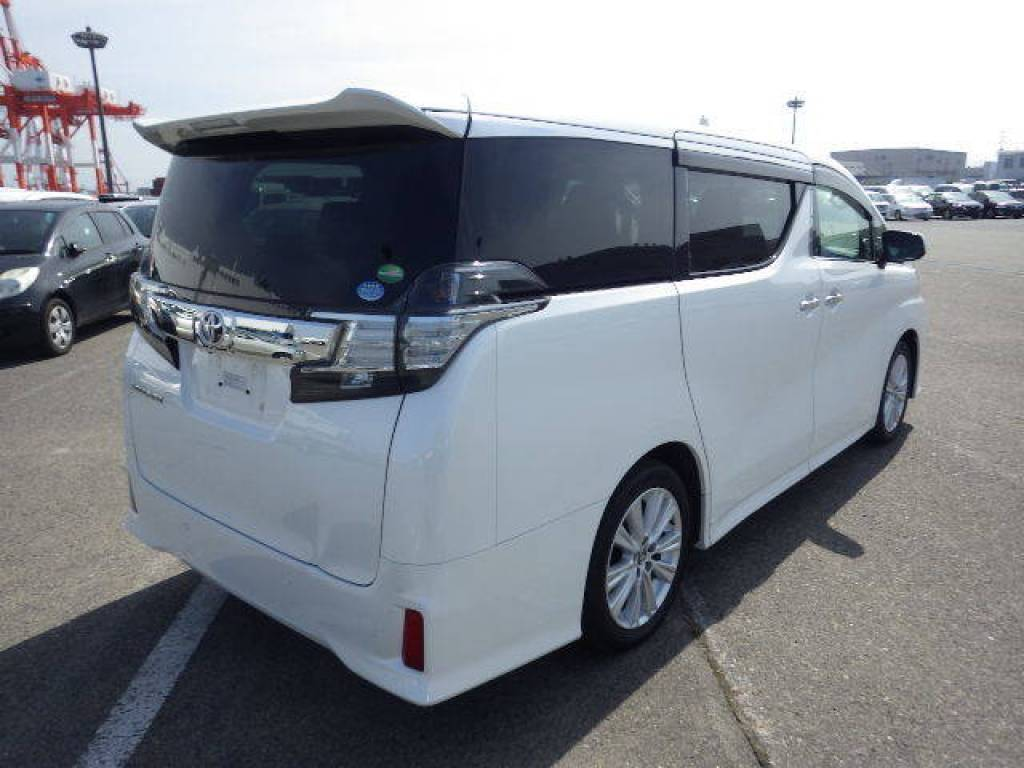 Used 2016 AT Toyota Velfire AGH30W Image[4]