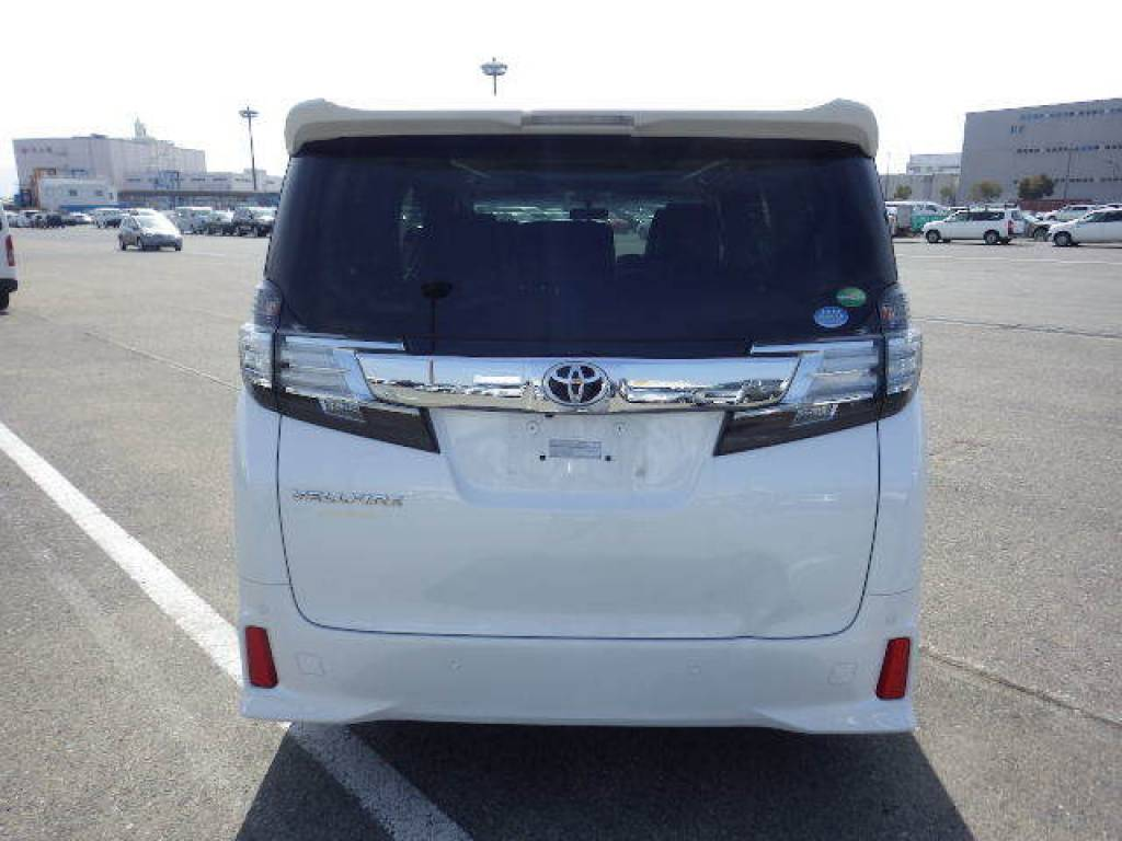 Used 2016 AT Toyota Velfire AGH30W Image[5]