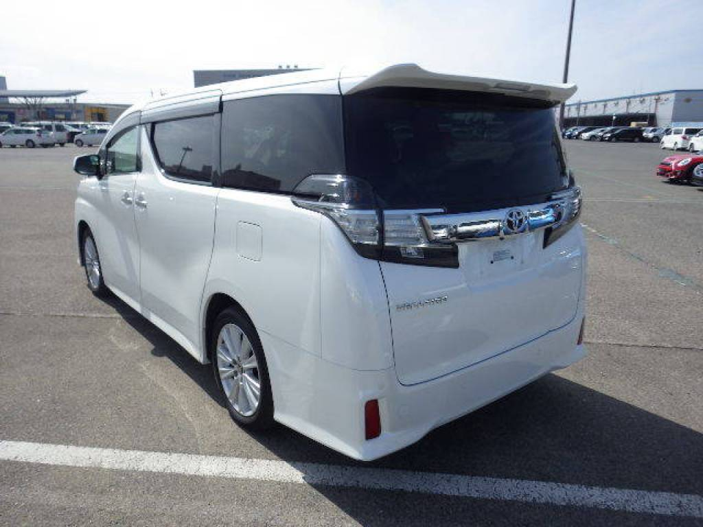 Used 2016 AT Toyota Velfire AGH30W Image[6]