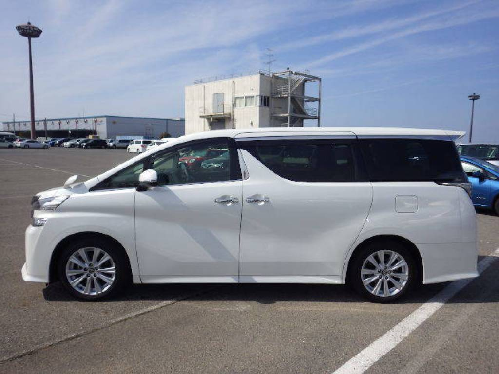 Used 2016 AT Toyota Velfire AGH30W Image[7]