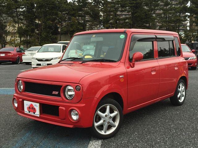 Used 2007 AT Suzuki ALTO Lapin ABA-HE21S