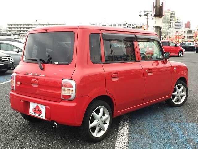 Used 2007 AT Suzuki ALTO Lapin ABA-HE21S Image[2]