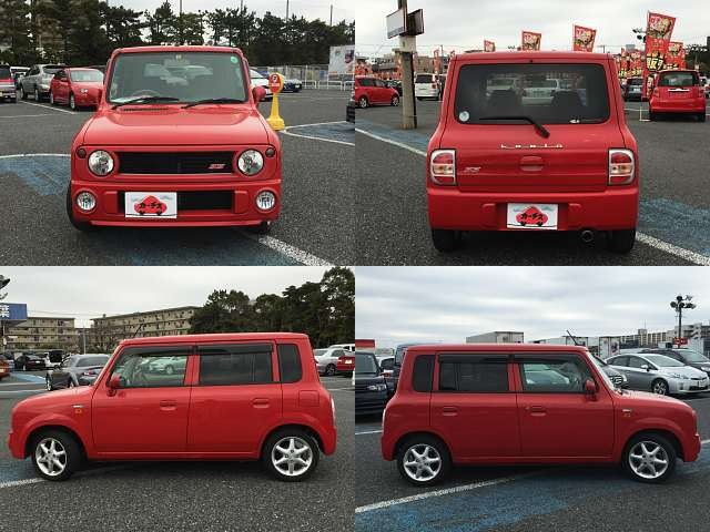 Used 2007 AT Suzuki ALTO Lapin ABA-HE21S Image[8]