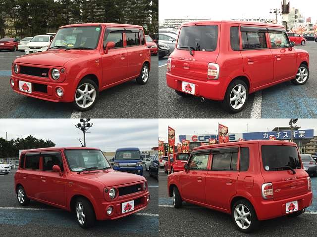 Used 2007 AT Suzuki ALTO Lapin ABA-HE21S Image[9]