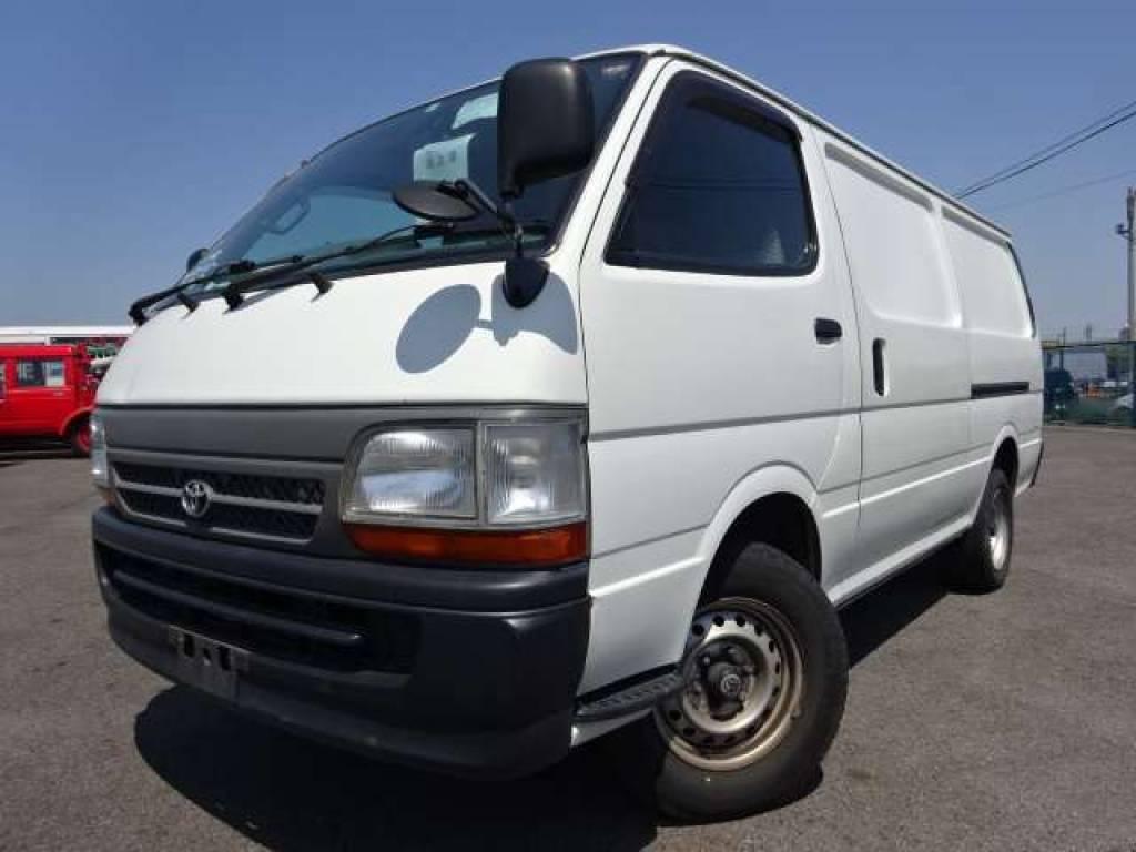 Used 2003 AT Toyota Hiace Van RZH112V