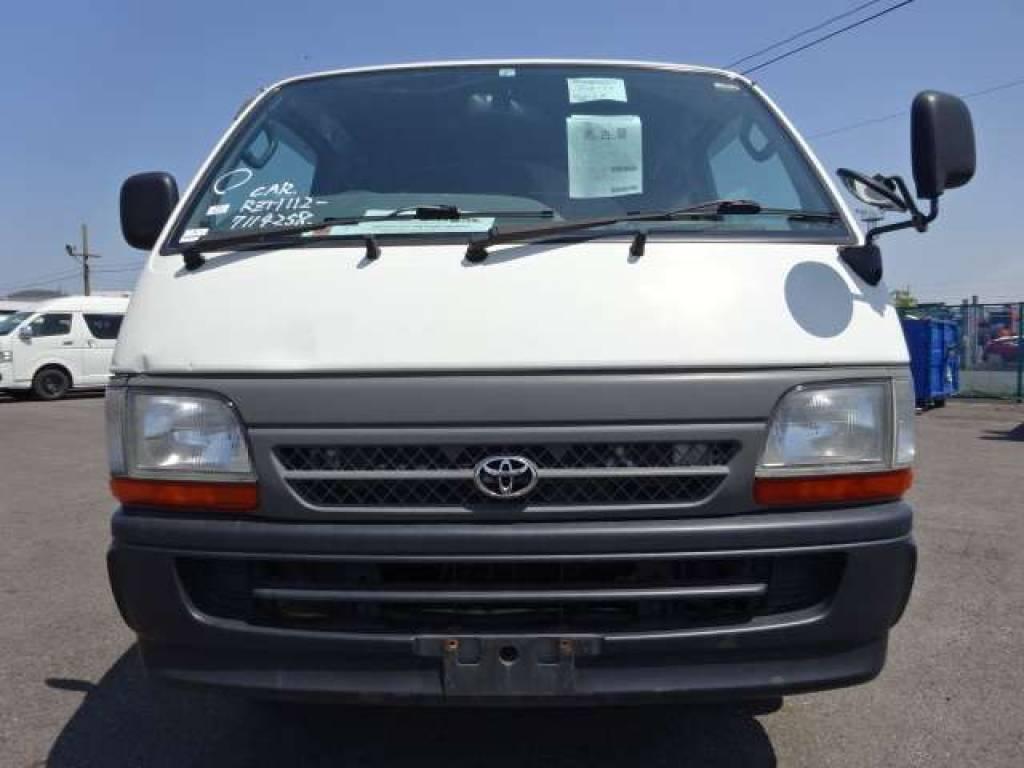 Used 2003 AT Toyota Hiace Van RZH112V Image[4]