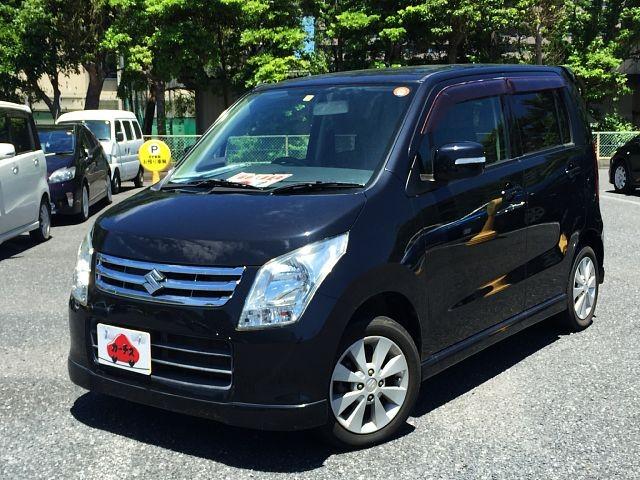 Used 2010 AT Suzuki Wagon R DBA-MH23S