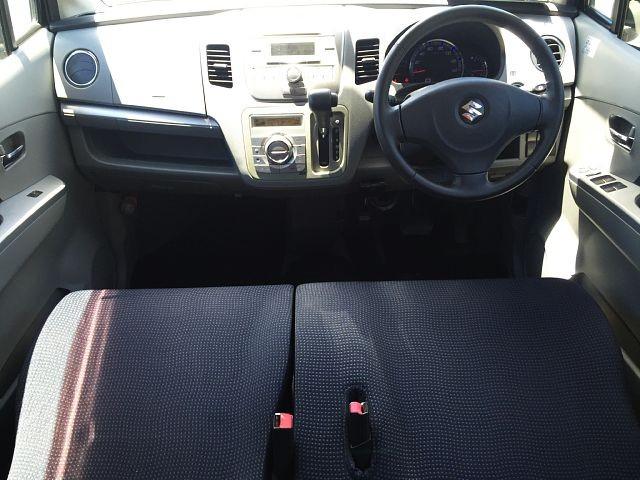 Used 2010 AT Suzuki Wagon R DBA-MH23S Image[1]