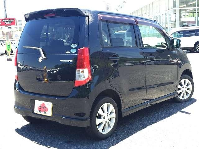 Used 2010 AT Suzuki Wagon R DBA-MH23S Image[2]