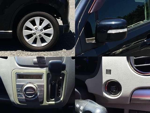 Used 2010 AT Suzuki Wagon R DBA-MH23S Image[4]