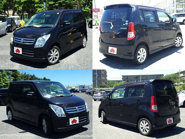Used 2010 AT Suzuki Wagon R DBA-MH23S Image[9]