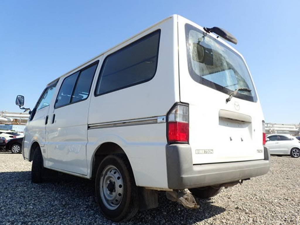 Used 2004 MT Mazda Bongo Van SK82V Image[2]