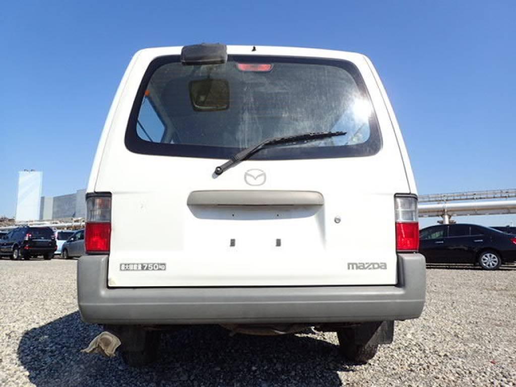 Used 2004 MT Mazda Bongo Van SK82V Image[3]