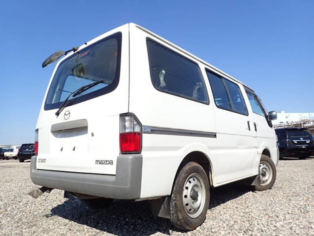 Used 2004 MT Mazda Bongo Van SK82V Image[4]