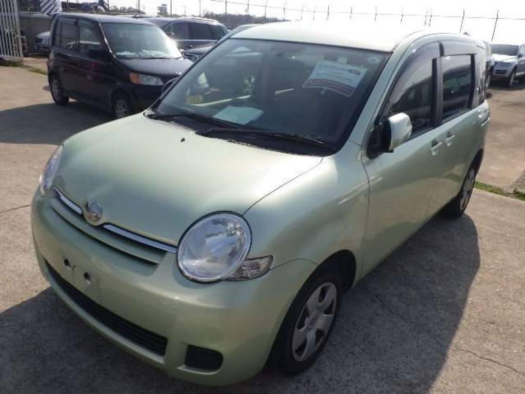 Used 2007 AT Toyota Sienta NCP81G Image[1]