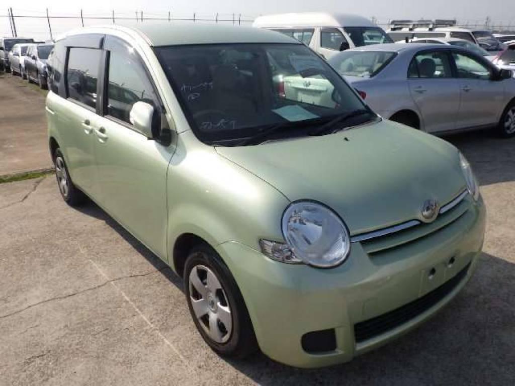 Used 2007 AT Toyota Sienta NCP81G
