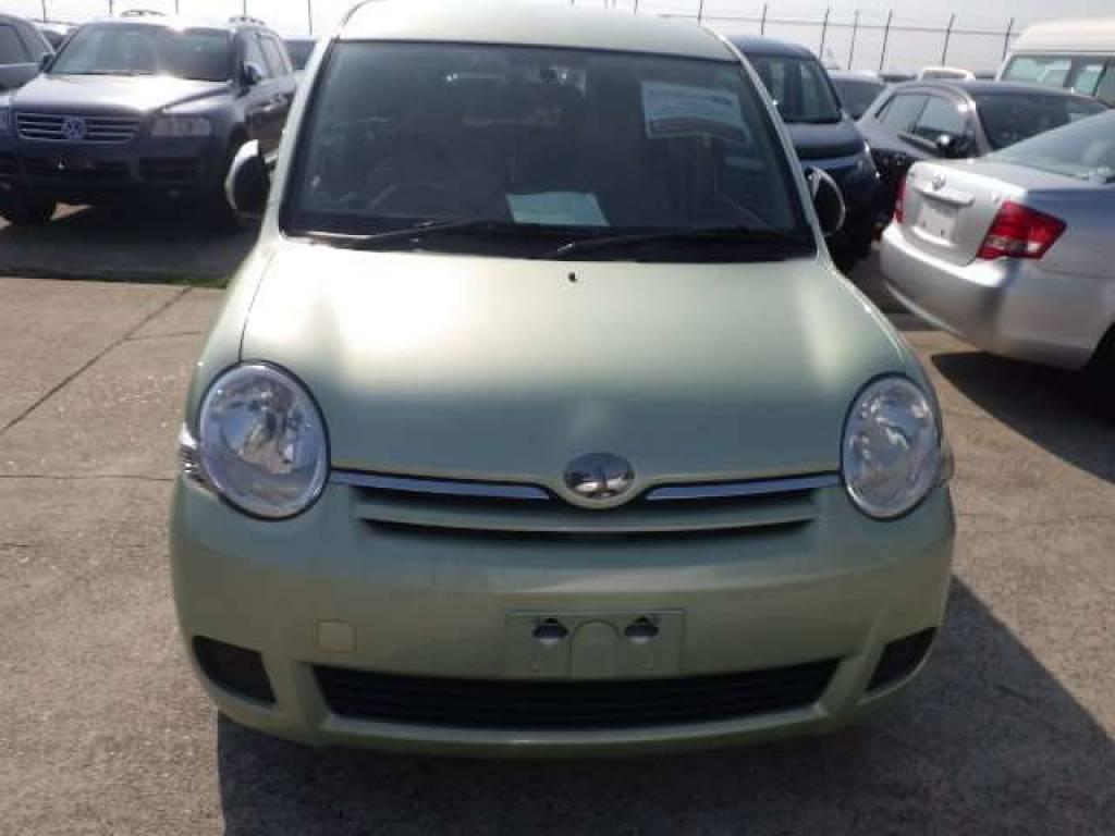 Used 2007 AT Toyota Sienta NCP81G Image[2]