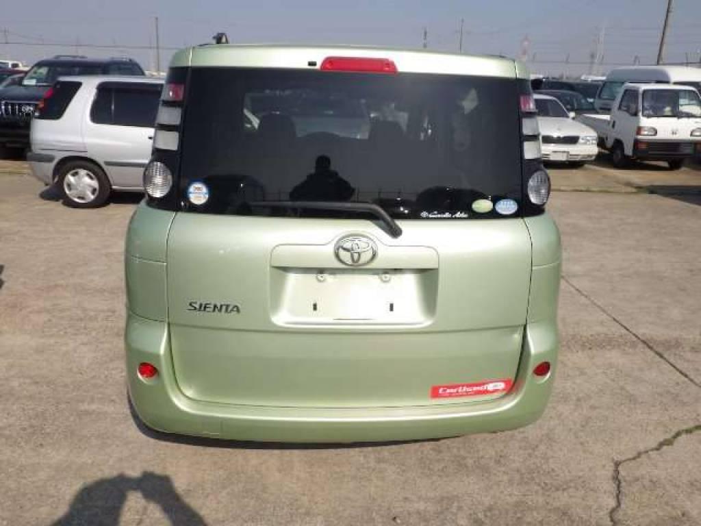 Used 2007 AT Toyota Sienta NCP81G Image[3]