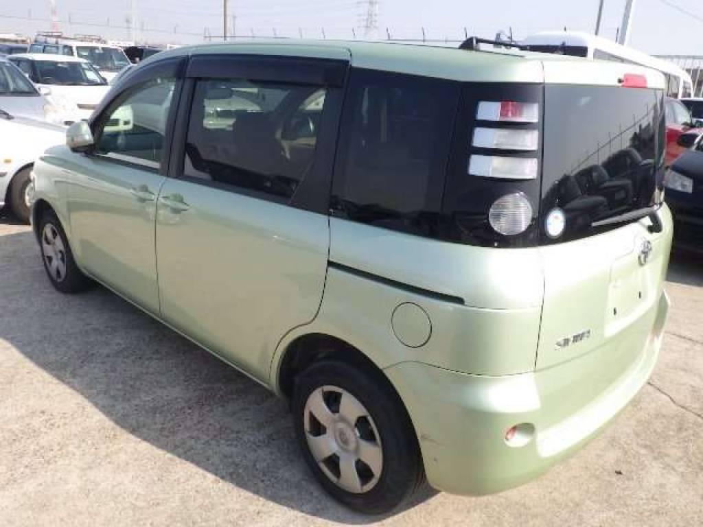Used 2007 AT Toyota Sienta NCP81G Image[5]