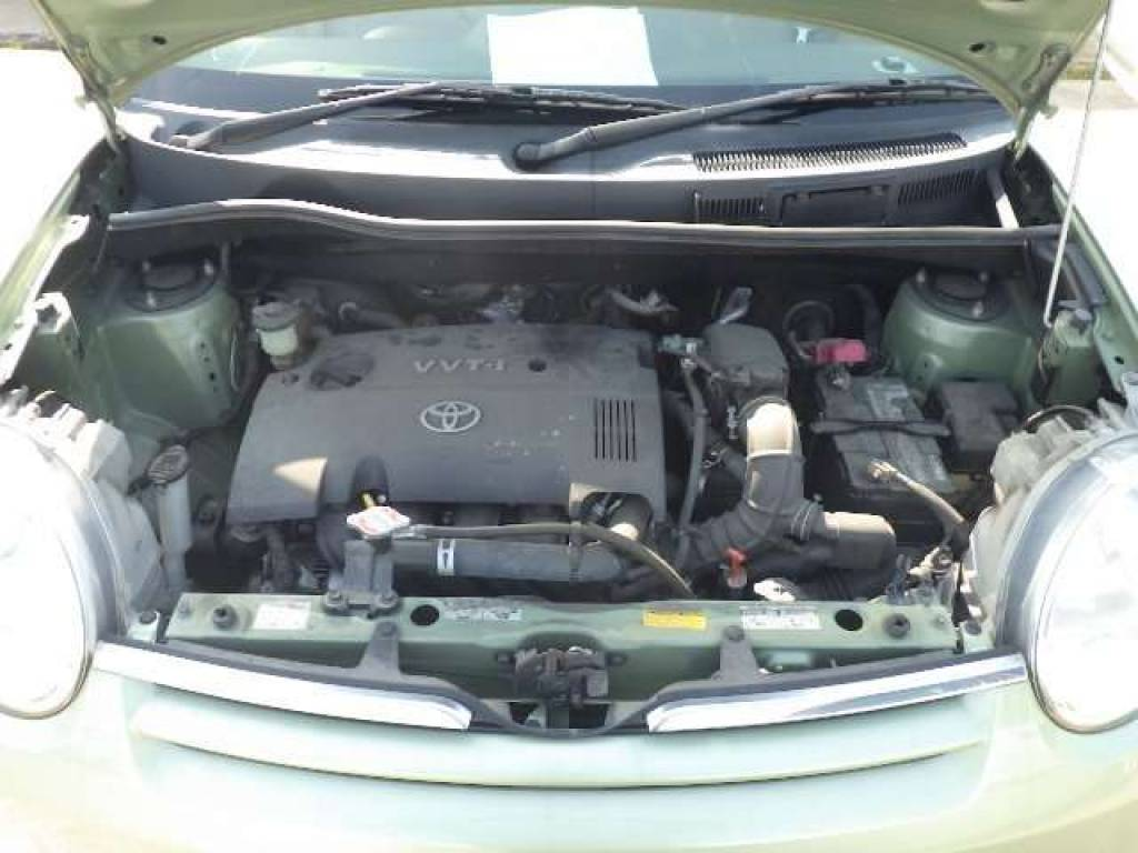 Used 2007 AT Toyota Sienta NCP81G Image[8]