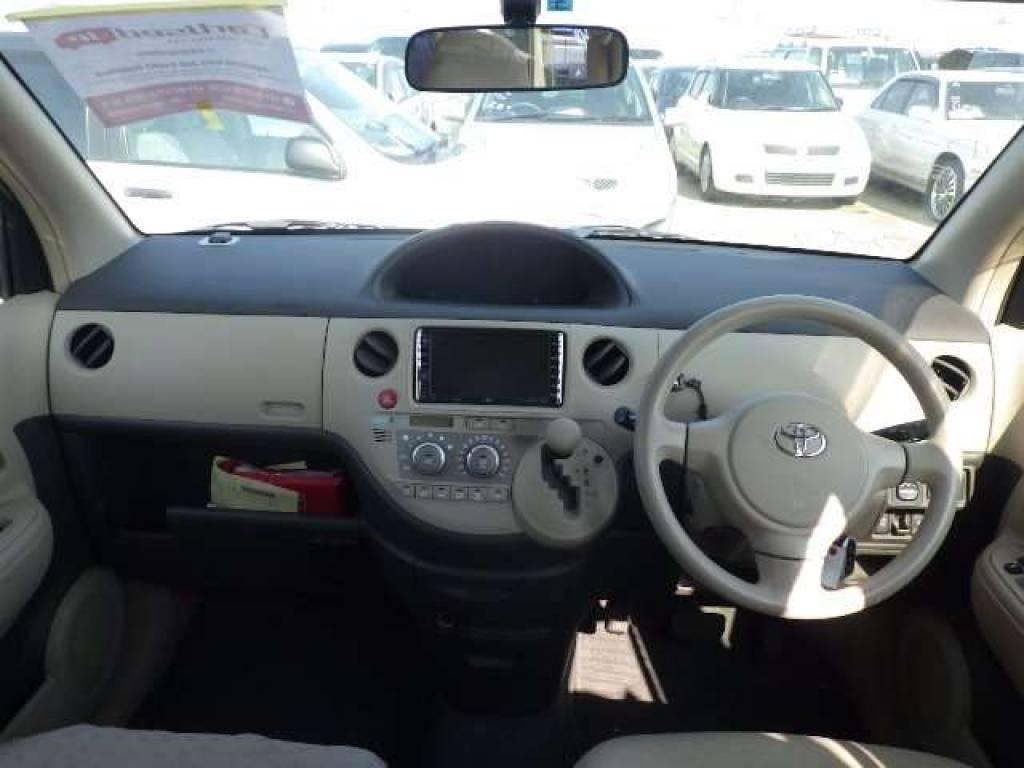Used 2007 AT Toyota Sienta NCP81G Image[12]