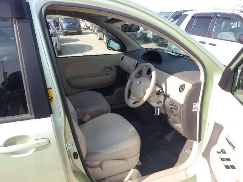 Used 2007 AT Toyota Sienta NCP81G Image[14]