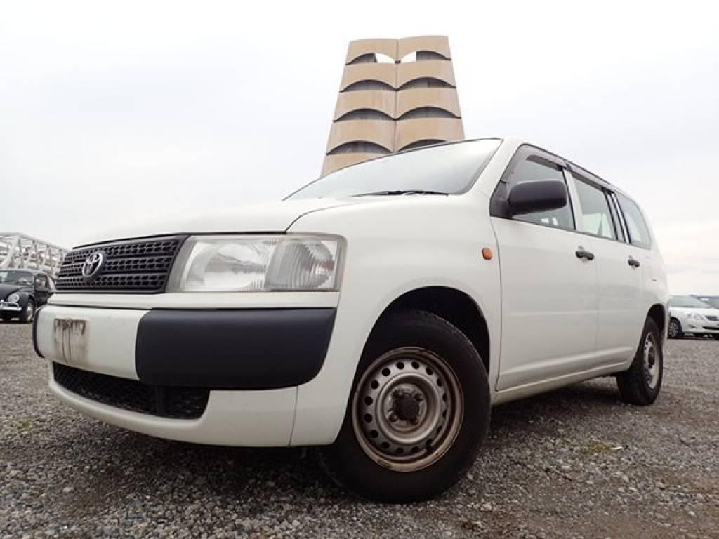 Used 2009 AT Toyota Probox Van NCP50V Image[1]