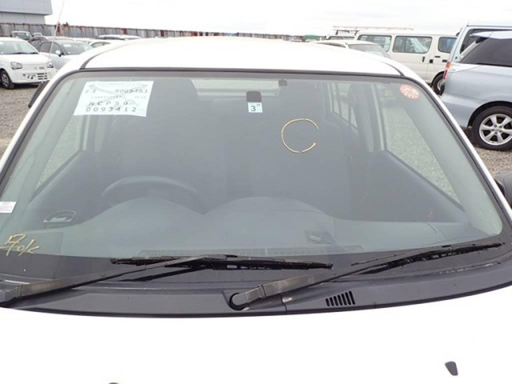 Used 2009 AT Toyota Probox Van NCP50V Image[6]