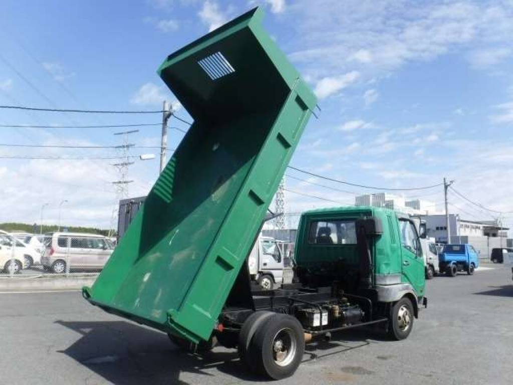 Used 1994 MT Mitsubishi Fuso Fighter FK618G