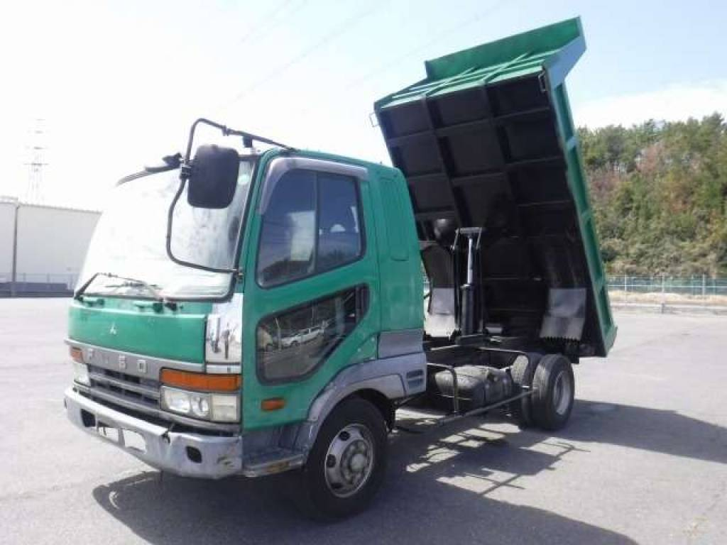 Used 1994 MT Mitsubishi Fuso Fighter FK618G Image[1]