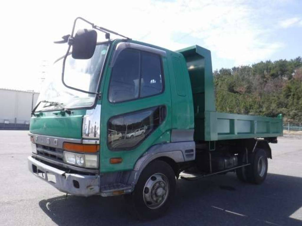 Used 1994 MT Mitsubishi Fuso Fighter FK618G Image[3]