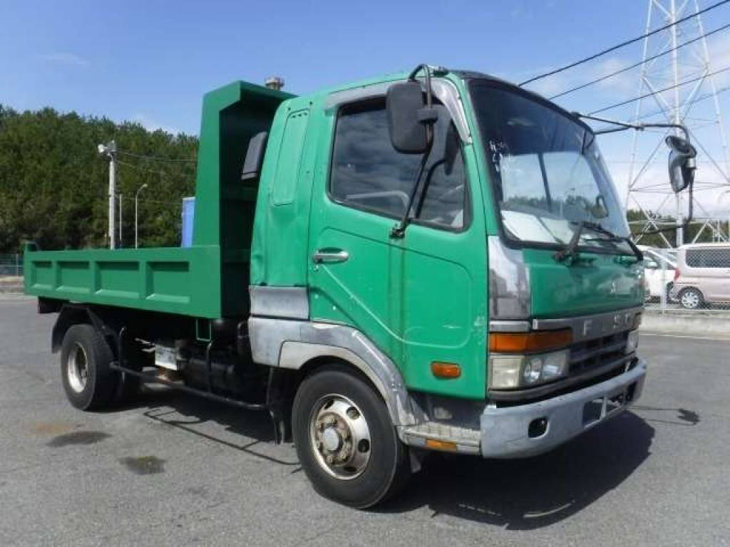 Used 1994 MT Mitsubishi Fuso Fighter FK618G Image[4]