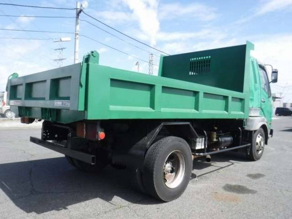 Used 1994 MT Mitsubishi Fuso Fighter FK618G Image[5]