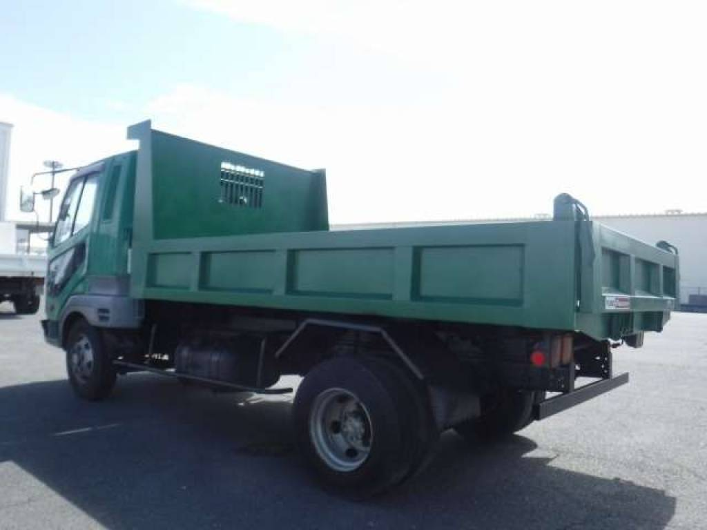 Used 1994 MT Mitsubishi Fuso Fighter FK618G Image[7]