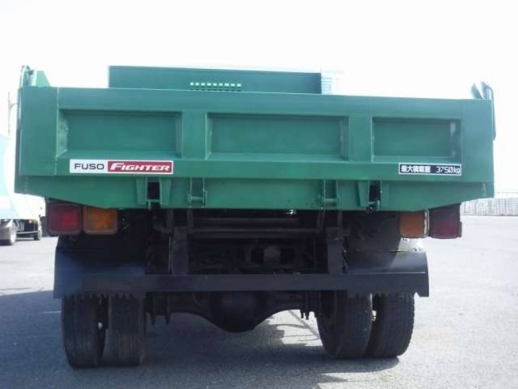 Used 1994 MT Mitsubishi Fuso Fighter FK618G Image[8]