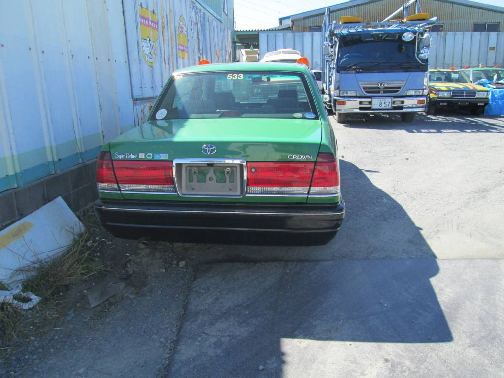 Used 2010 AT Toyota Crown Sedan TSS10 Image[2]