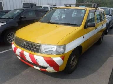 Toyota Probox Van 2009 from Japan
