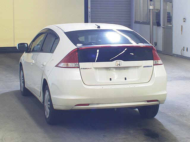 Used 2010 AT Honda Insight ZE2 Image[1]