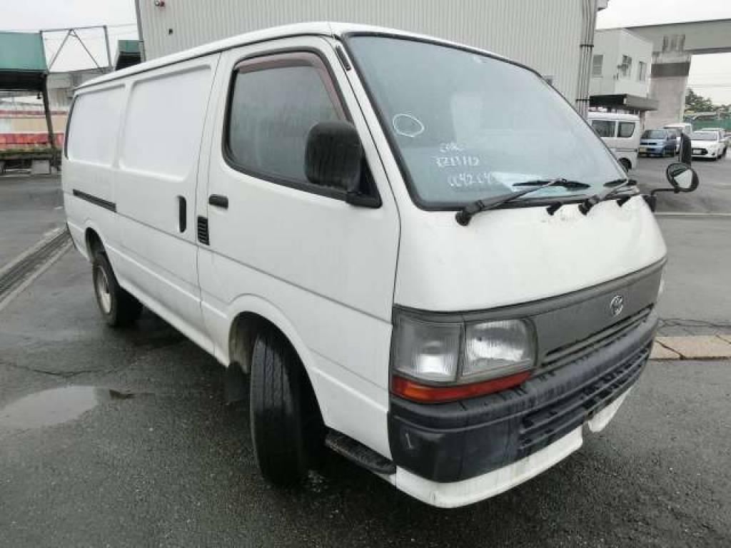 Used 1997 MT Toyota Hiace Van RZH112V Image[1]