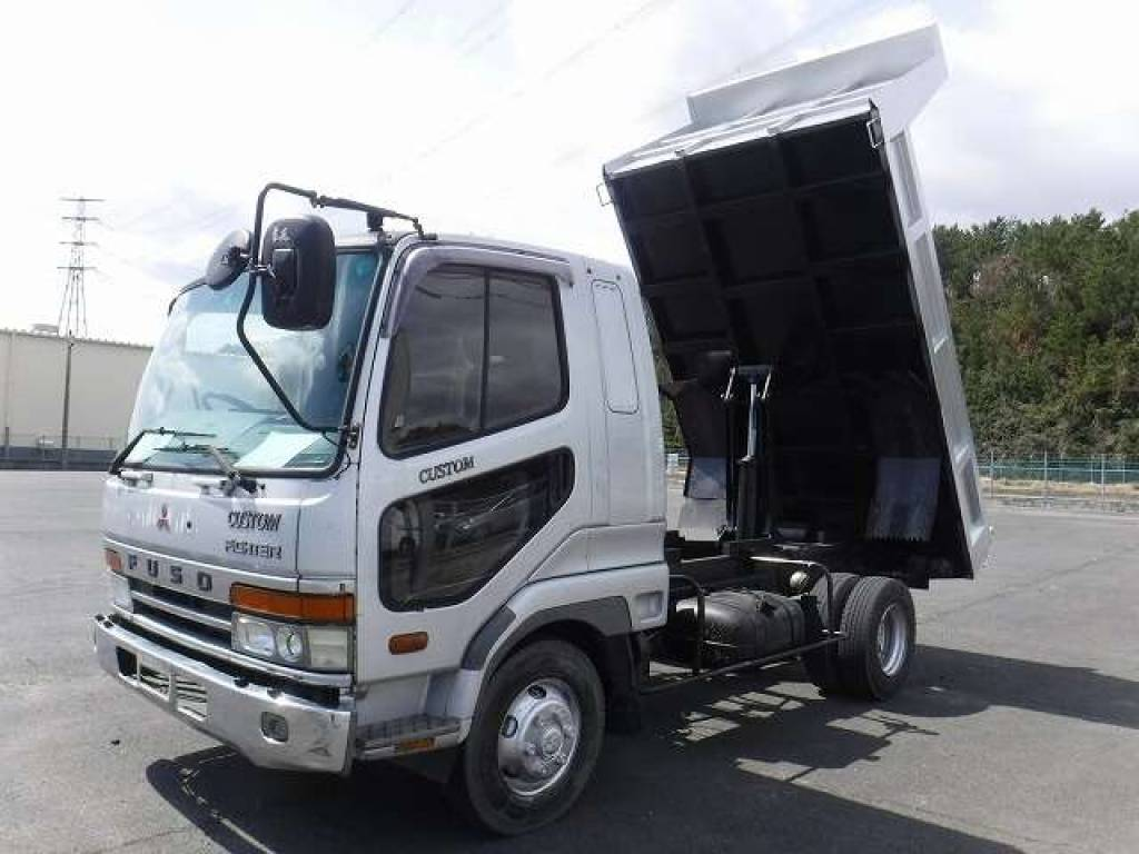 Used 1996 MT Mitsubishi Fuso Fighter FK619G