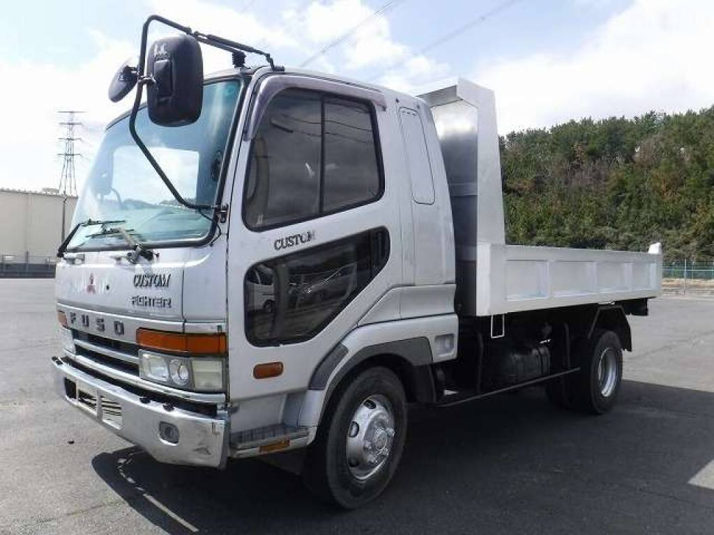 Used 1996 MT Mitsubishi Fuso Fighter FK619G Image[1]