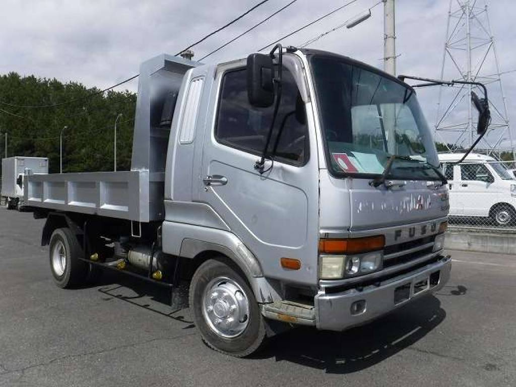 Used 1996 MT Mitsubishi Fuso Fighter FK619G Image[3]