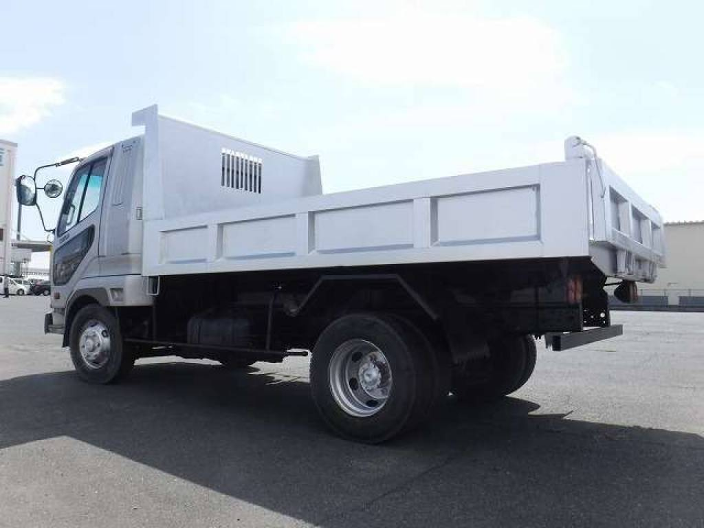 Used 1996 MT Mitsubishi Fuso Fighter FK619G Image[4]
