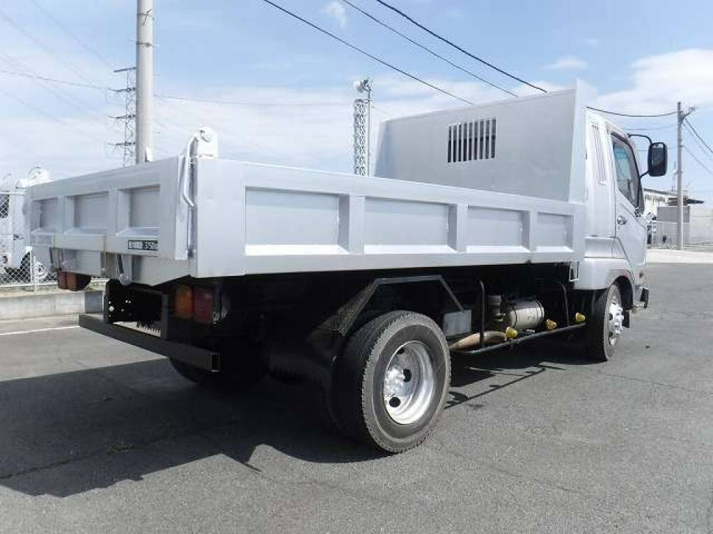 Used 1996 MT Mitsubishi Fuso Fighter FK619G Image[5]