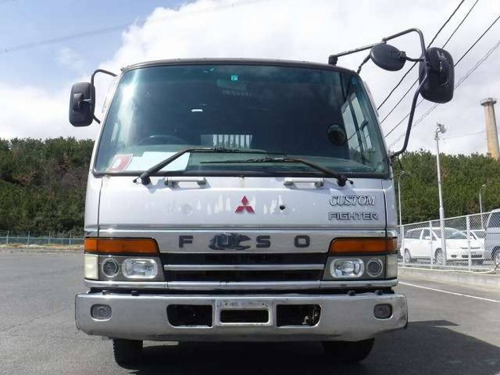 Used 1996 MT Mitsubishi Fuso Fighter FK619G Image[6]