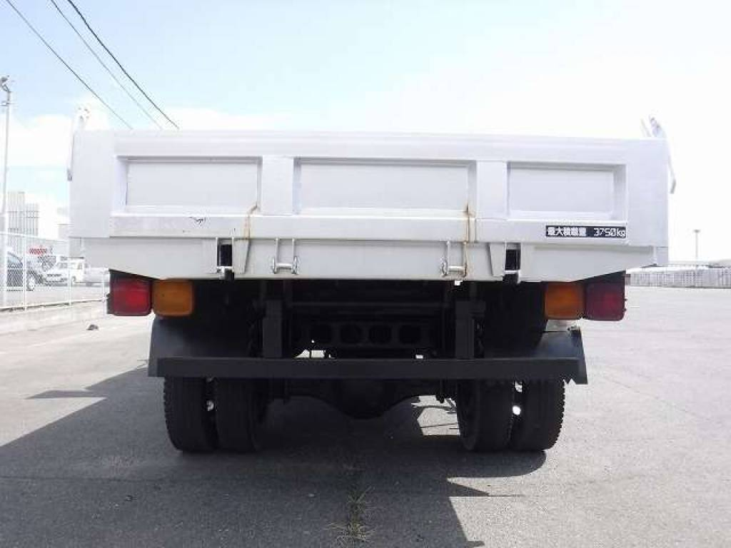 Used 1996 MT Mitsubishi Fuso Fighter FK619G Image[7]