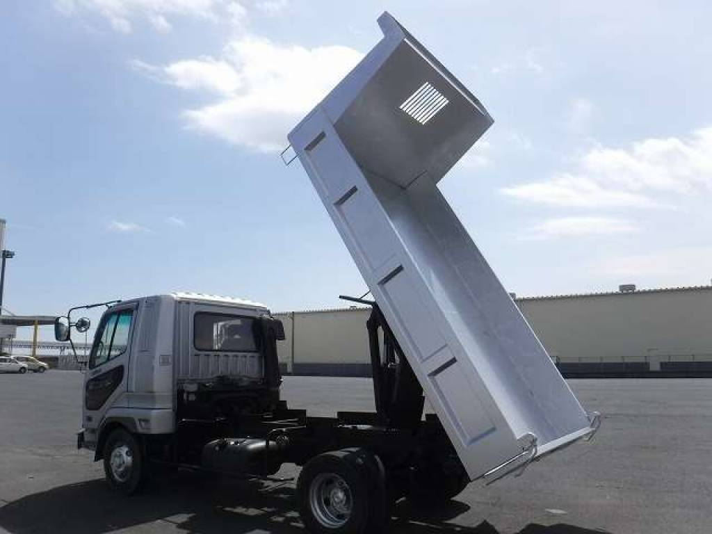 Used 1996 MT Mitsubishi Fuso Fighter FK619G Image[9]